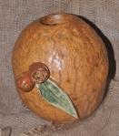 Student work: handbuilt vase