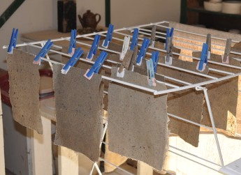 paper drying