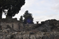 Unrestored ruin