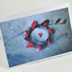 High resolution image of ephemeral artwork