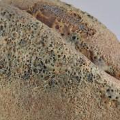 stoneware volcanic glaze