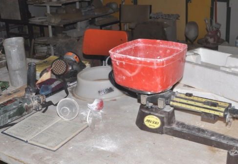 Making Glazes