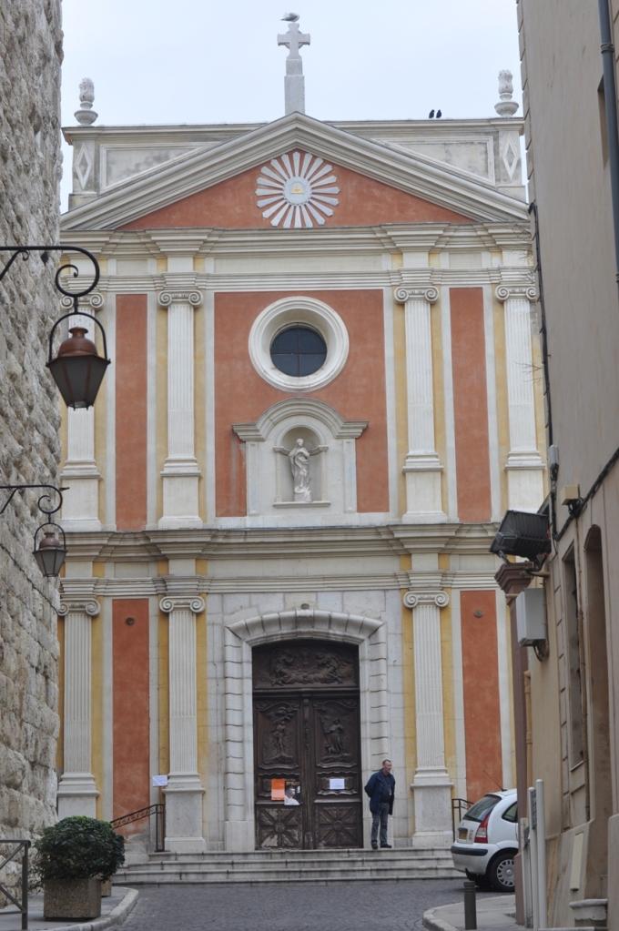 11th Century Church Antibes