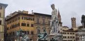 Piazza della Signoria in Florence