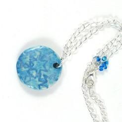 star imprint pendant