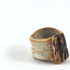 unisex ceramic ring stoneware