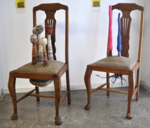 Jodie Goldring Chair 1 & Chair 2