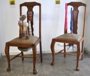 Jodie Goldring Chair 1 & Chair 2