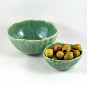 Dawn Whitehand Nesting Bowls