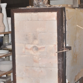 Firing the kiln
