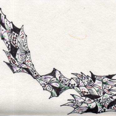 The original drawing