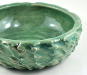 Ceramic Textured Bowl