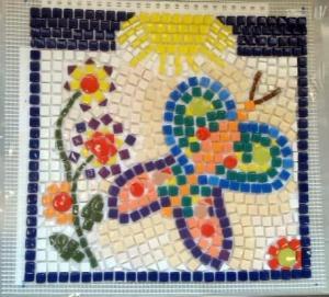 Paver Mosaic