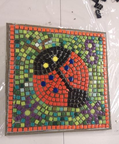 Needs grouting