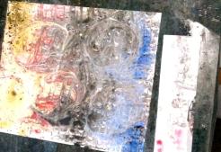 Dawn Whitehand Marbled Paper
