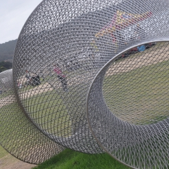 Lorne Sculpture Biennale 2016 Photo Dawn Whitehand