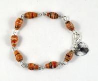 DeeDeeDeesigns Paper Bead Bracelet_001