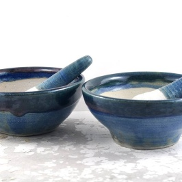 Dawn Whitehand Mortar and Pestle