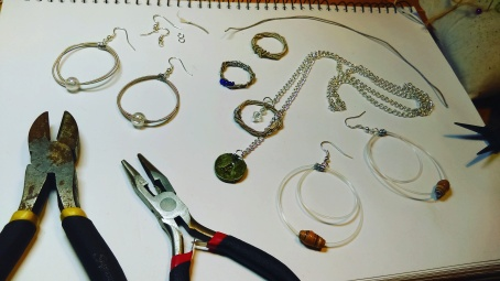 guitar string jewellery DeeDeeDeesigns