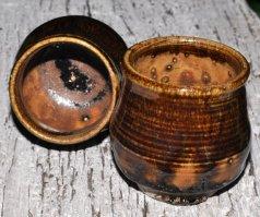 Ceramic tumbler shot glass