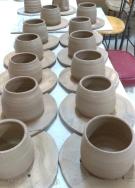 brt clay mugs Dawn Whitehand
