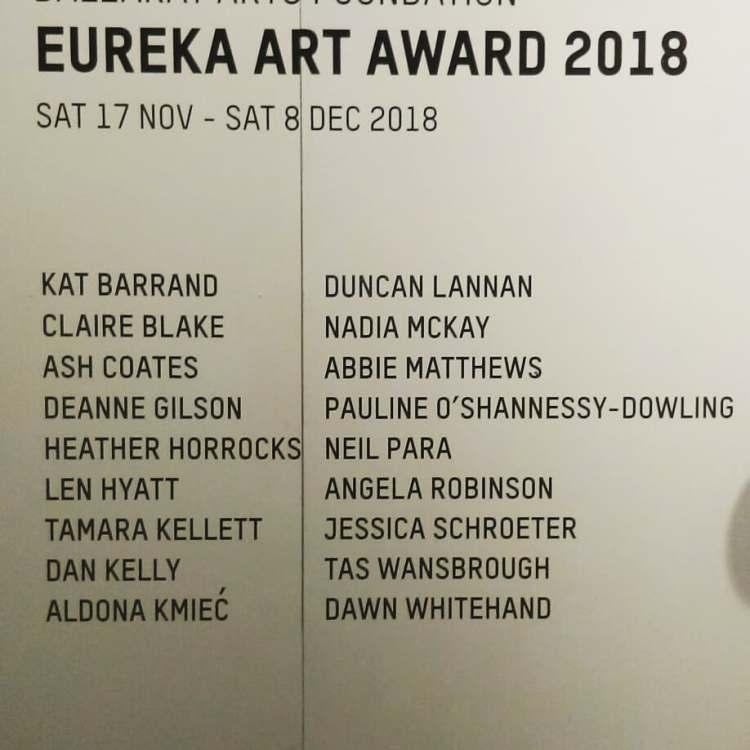 Dawn Whitehand Ballarat arts foundation